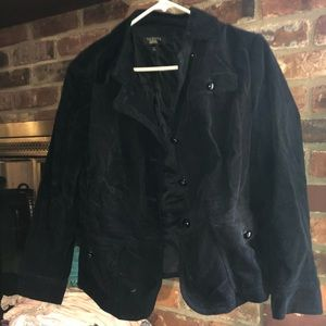 Chaps short length pea coat